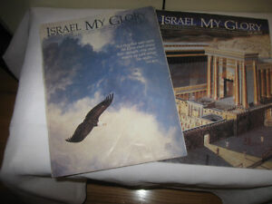 "TWO INTERESTING OLD ISSUES of ""ISRAEL MY GLORY"" [1989] & [1990]"