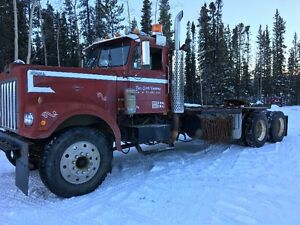 Hayes Winch Truck For Sale