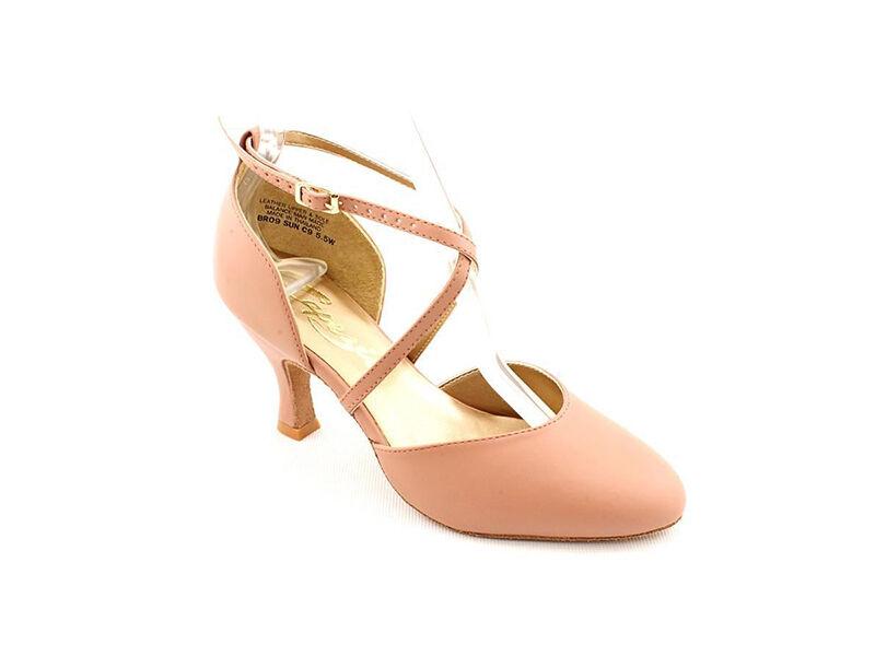 Capezio Latin X Strap Ballroom Shoe