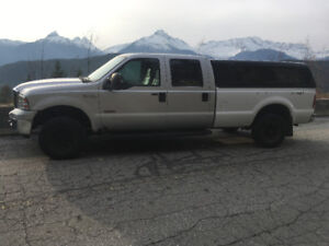 2006 Ford F-250 super duty crew cab long box diesel