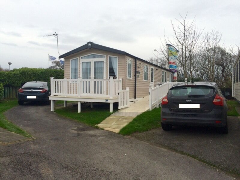 Awesome Haven Devon Cliffs Caravan For Hire Luxury Platinum Graded UK