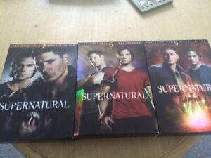 supernatural saison 5-6-7