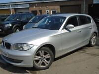 2007 07 BMW 1 SERIES 1.6 116I SE 5D 114 BHP