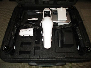 DJI Inspire 1 Drone + Extra Battery and Travelling Case Prince George British Columbia image 4