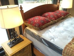 $799 Jasper Lodge Queen Bedroom Sets