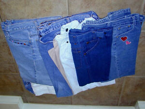 Pants ages 5 - 10 ... Tailor Made ... Like NEW ..Clean,SmokeFree Cambridge Kitchener Area image 3