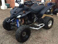 Yamaha raptor 350r road legal