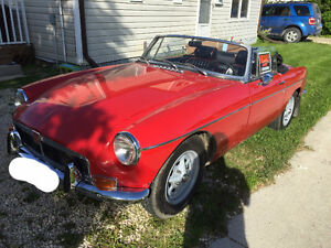 1970 MG MGB for sale