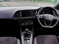 2019 SEAT Leon 1.5 TSI EVO 150 FR Black Edition [EZ] 5dr Hatchback Petrol Manual