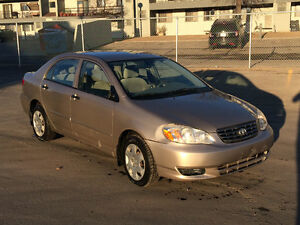 2004 Toyota Corolla CE Other