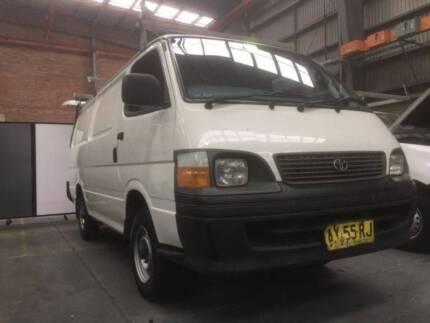 Van-Ute-campers van for hire starts $35 A/day