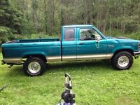 NEED SOLD! 1992 ford ranger 4l 4x4
