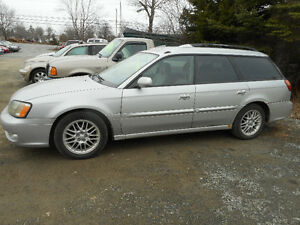 2002 Subaru Legacy tax included Wagon
