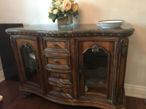 Dining Set for sale: Dining Buffet