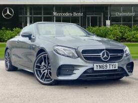image for 2019 Mercedes-Benz E Class E53 4Matic+ Premium 2dr 9G-Tronic Auto Cabriolet Petr