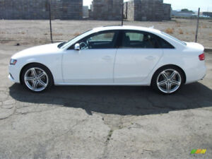 2010 Audi S4 Loaded with Winter tires. fully serviced.