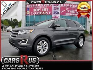 2015 Ford Edge SEL Front Wheel Drive