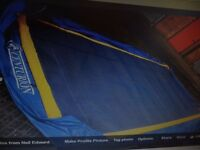 18ft x 9ft PADDED MAT COVER GYM TRAINING EXERCISE ??