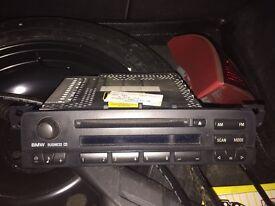 BMW e46 business CD player