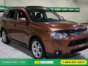 2014 Mitsubishi Outlander GT AWD AUTO A/C CUIR TOIT MAGS
