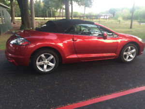 2009 Mitsubishi Eclipse GS Convertible