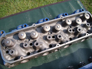 1 set Ford 429 closed chamber heads Peterborough Peterborough Area image 3