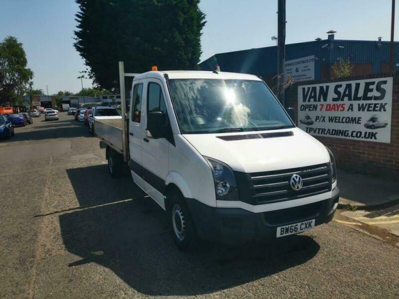 2016 66 VOLKSWAGEN CRAFTER 2 0 CR35 TDI DCB 1D 136 BHP *LOW MILES* DIESEL |  in Nottingham, Nottinghamshire | Gumtree