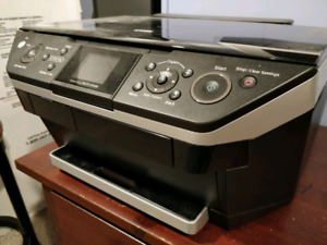 Epson Stylus Photo RX680 printer scanner