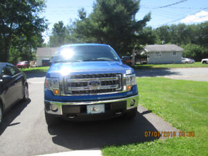 2013 Ford F150 Extended Cab XTR