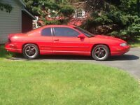 1999 Chevrolet Monte Carlo Coupe (2 door)