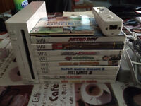 NINTENDO Wii FOR SALE with games