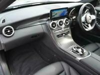 2021 Mercedes-Benz C Class C 300 d AMG Line Edition Auto Saloon Diesel Automatic