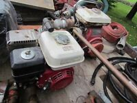 Two Water pumps with a 1000ft. of hoses $1000.00 obo
