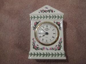 Portmeirion Mantel Clock