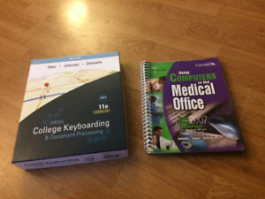 Medical office administration books