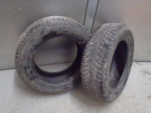 2x Gislaved Nord Frost 5  195/65R15 91T Hiver / Winter
