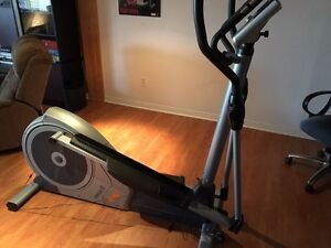 Elliptical rarely used