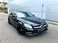 2011 61 Mercedes-Benz CLS350 3.0CDI Sport AMG cls + Black+ CLS63 AMG Styling Kit