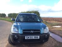 Hyundai Tucson 2005 for sale £1600