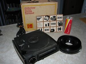 Vintage Kodak 100 Pocket Slide Projector