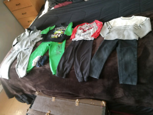 Boys clothing (over 25pc.)
