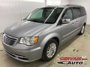 Chrysler Town & Country Limited GPS Cuir MAGS Stow N Go 7 Pa