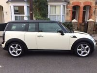 Mini Clubman Estate 1.6 D £20.00 TAX