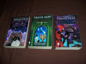 The Keeper's Chronicles by Tanya Huff