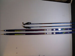 Rossignol ski fond debutant ]