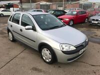 Vauxhall/Opel Corsa 1.2i 16v Elegance - Only 82K - * Years Mot * - 5 Door