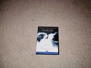 GHOST/DIRTY DANCING DVDS SET FOR SALE!