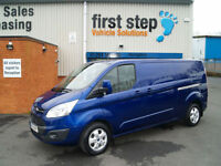 Ford Transit Custom 2.2TDCi ( 125PS ) 2013.5MY 290 L2H1 Limited