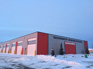 Okotoks/South Calgary - Warehouse Bays from 1175sqft+