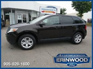 2014 Ford Edge SEL AWD/LTHR/PAN ROOF/NAV/REV CAM